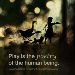 play is the poetry image