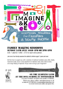 Family Making sessions July 2016