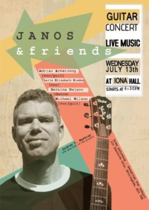 janos and friends gig